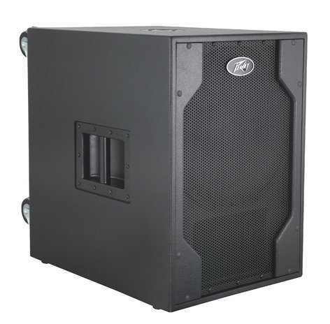 "Peavey PVXP-SUB 15"" Powered Subwoofer PVXP-SUB"