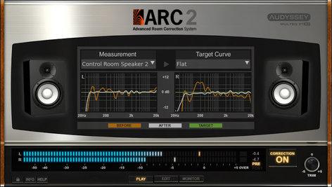 IK Multimedia ARC System 2 Advanced Room Correction System ARC2