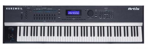 Kurzweil ARTIS 88-Key Stage Piano ARTIS