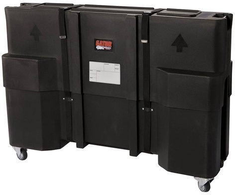 "Gator Cases G-LED-3747-2X Dual LED Case for 37""-47"" LED Displays G-LED-3747-2X"