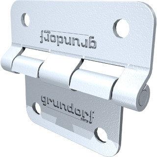 Grundorf Corp 33-013  Metal Hinge  33-013
