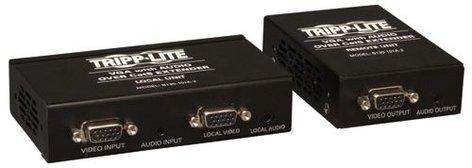 Tripp Lite B130-101A-2 VGA + Audio over Cat5 Extender Kit (Transmitter + Receiver) B130-101A-2