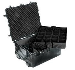 Pelican Cases PC1690NF  Pelican Utility Case with No Foam PC1690NF