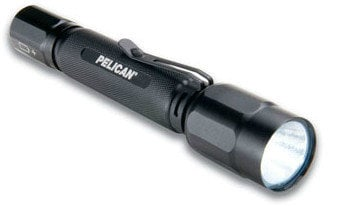 Pelican Cases PC2360B LED Flashlight in Black PC2360B