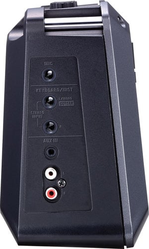 Roland MOBILE CUBE Battery-Powered Stereo Amplifier MOBILE-CUBE