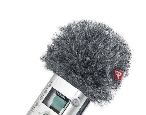 Rycote 055438  Mini Windjammer for the Zoom H4N 055438
