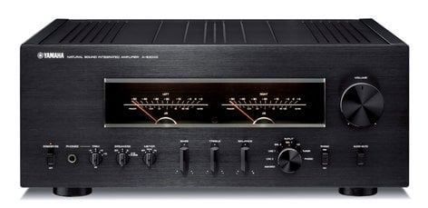 Yamaha A-S3000 100W Natural Sound Integrated Amplifier in Black A-S3000BL
