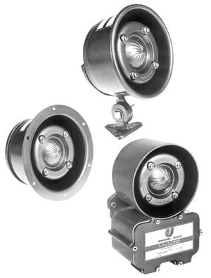 Electro-Voice MM2F 25W Submergence-Proof Paging Horn MM2F