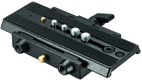 Manfrotto 357 Rapid Connect Adapter with Sliding Mounting Plate 357PL 357-MANFROTTO