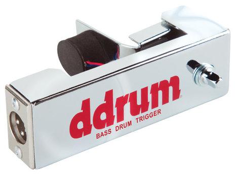 ddrum CETK Chrome Elite Series Bass Drum Trigger CETK