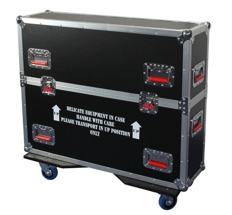 "Gator Cases G-TOURLCDV2-2632 ATA LCD Road Case for 26""-32"" Screens G-TOUR-LCDV2-2632"