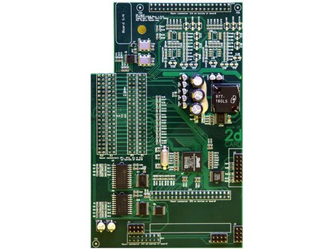 Metric Halo 2d Card for 2882 for Field Installation 2D-CARD-2882