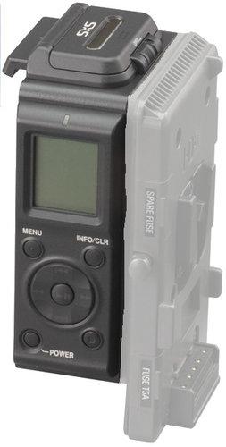 JVC KAMR100G [RESTOCK ITEM] SxS Memory Card Docking Recorder for ProHD200 Series Camcorders KAMR100G-RST-01