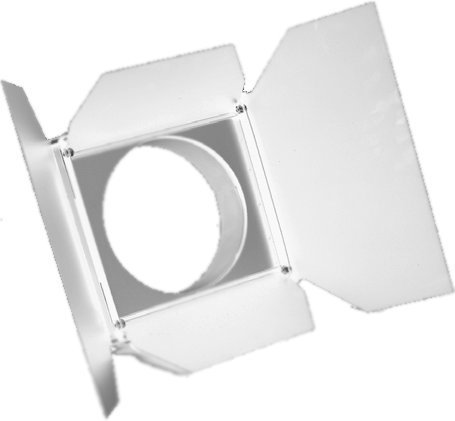ETC/Elec Theatre Controls 400BD-1  White Barn Door for Source Four PAR 400BD-1