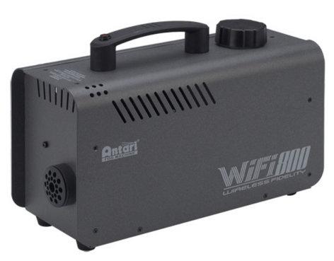 Antari Lighting & Effects WiFi800 Smartphone Controlled 800W Fog Machine WIFI-800