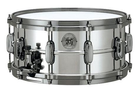 "Tama CB1465  6.5""x14"" Charlie Benante Signature Snare Drum CB1465"