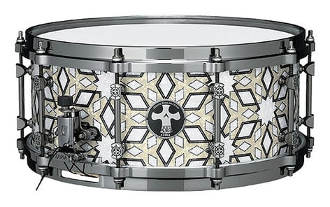 "Tama JD146  6""x14"" John Dolmayan Signature Snare Drum JD146"