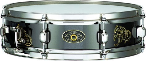 "Tama KA154 4""x15"" Kenny Aronoff ""Trackmaster Super Piccolo"" Brass Signature Snare Drum KA154"