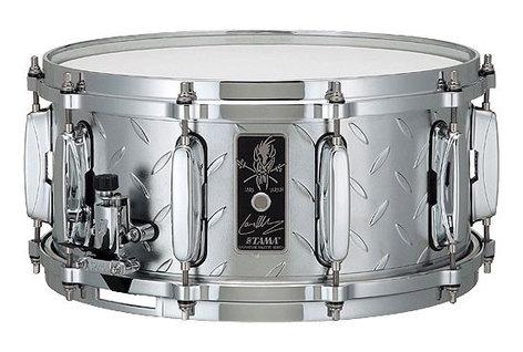 "Tama LU1465  6.5""x14"" Lars Ulrich Signature Snare Drum LU1465"
