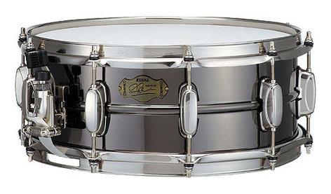 """Tama SP1455H  5.5""""x14"""" Simon Phillips """"The Gladiator"""" Signature Snare Drum SP1455H"""