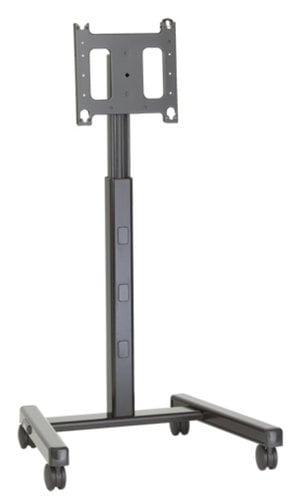 Chief Manufacturing PFCUB 4-6 Foot Large Flat Panel Mobile Cart PFCUB