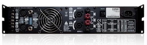 QSC RMX2450A RMX Series 750W-Channel @ 4 Ohms Stereo Power Amplifier RMX2450A