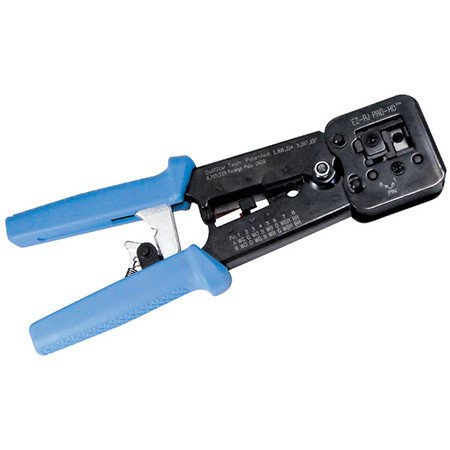 BTX Technologies TD-EZRJPROHD  All-in-One Crimp Tool for EZ RJ45 Connectors TD-EZRJPROHD