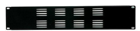 Elite Core Audio OSP-HYC-39V  2RU Vented Blank Rack Panel OSP-HYC-39V
