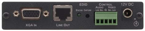 Kramer TP-45EDID Component Video or Computer Graphics Video with Audio over Twisted Pair Transmitter with EDID TP-45EDID
