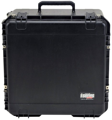 """SKB Cases 3I-2222-12BE  iSeries 22"""" x 22"""" x 12"""" Waterproof Utility Case with Wheels 3I-2222-12BE"""