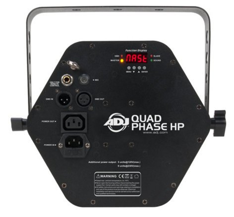 ADJ QUAD PHASE HP 32W 4 in 1 Quad LED RGBW Fixture QUAD-PHASE-HP