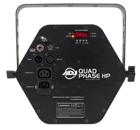 ADJ QUAD PHASE HP 32W 4 in 1 Quad LED RGBW Fixture QUAD-PHASE-HP