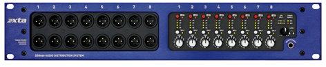 XTA DS8000/D Audio Distribution Amplifier DS8000D