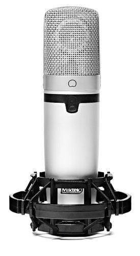 Miktek Audio C1 Large Diaphragm Multi-Pattern FET Condenser C1-MIKTEK