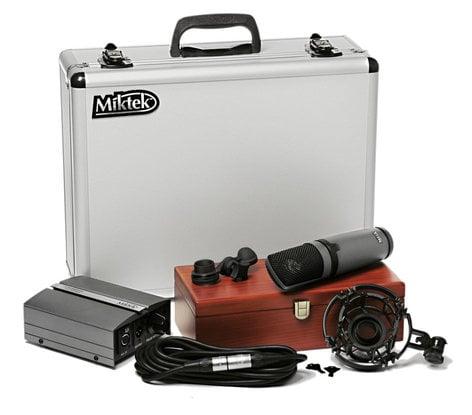 Miktek Audio CV3 Large Diaphragm Multi-Pattern Tube Condenser Microphone CV3-MIKTEK