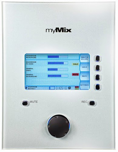 MyMix myMix Install In-Wall Mixer/Recorder MYMIX-INSTALL