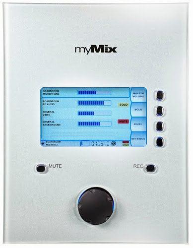 MyMix myMix Install In-Wall Mixer/Recorder MYMIX-INSTALL