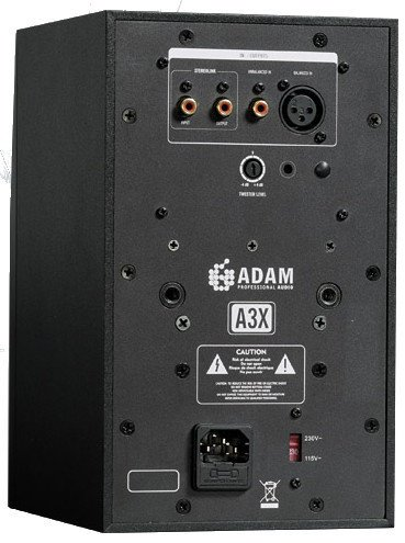 "ADAM Audio A3X 4.5"" Near-Field 2-Way Studio Monitor A3X"