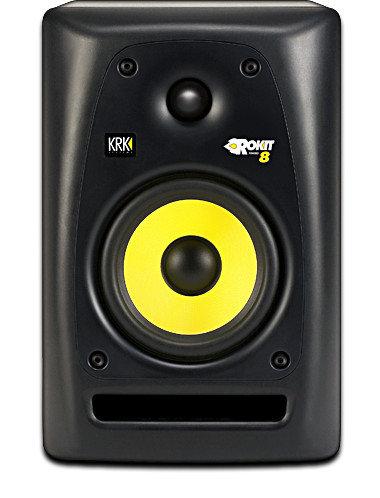 "KRK RP8G3 ROKIT 8 G3 8"" 2-Way Active Studio Monitor RP8G3"