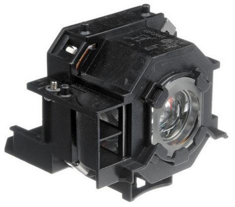 Epson V13H010L49 ELPLP49 Replacement Lamp for Various PowerLite Projectors V13H010L49