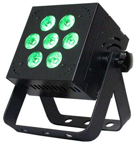 Blizzard Lighting HotBox 5 RGBAW LED Fixture HOTBOX-5-RGBAW