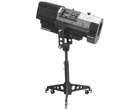 Lycian Stage Lighting 2020-25/E 2500W M2 Short Throw Follow Spot with Electronic Ballast 2020-25E