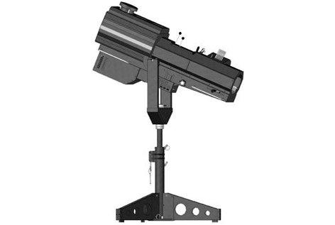 "Lycian Stage Lighting 1292 [SPECIAL ORDER ITEM] ""Stubby"" 3K Short Throw Spot Light 1292"