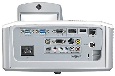 Vivitek D755WT 3000 Lumens WXGA Ultra-Short-Throw Projector D755WT