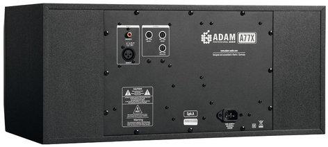 """ADAM Audio A77X 2 x 7"""" Near-Field 3-Way Studio Monitor A77X"""
