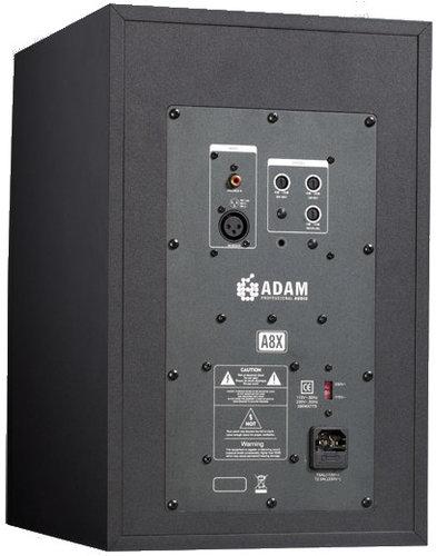 "ADAM Audio A8X 8.5"" Near-Field 2-Way Active Studio Monitor A8X"