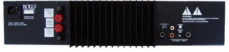 Rolls RA2100B 100W RMS Per Channel at 4 Ohms Stereo Amplifier RA2100B