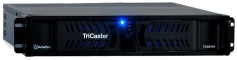 NewTek TriCaster 410 Live Video Production System TRICASTER-410