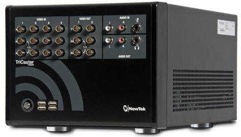 NewTek TriCaster 40 Version 2 Live Video Production System TRICASTER-40V2