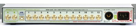 Rosendahl NANOCLOCKS-GL Digital Audio Word Clock Genlock Masterlock NANOCLOCKS-GL